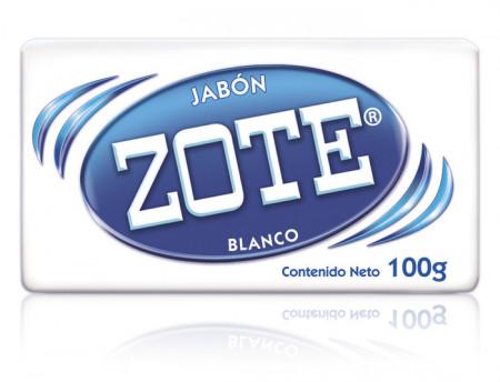 Zote Blanco / Caja con 60 piezas de 100g