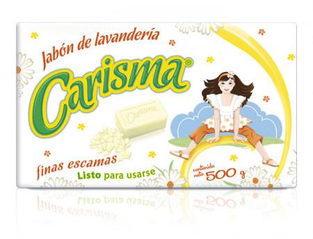 Carisma en finas escamas / Caja con 16 piezas de 500g