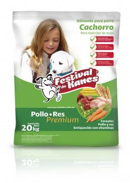 Festival de Kanes alimento para perro Cachorro / Bolsa de 20 kg
