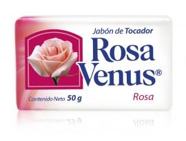 Rosa Venus rosa / Caja con 120 piezas de 50g