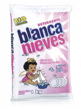 Blanca Nieves detergente en polvo / Caja con 10 bolsas de 1 kg imágenes