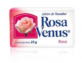 Rosa Venus rosa / Caja con 240 piezas de 25g