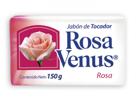 Rosa Venus rosa / Caja con 40 piezas de 150g