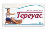 Tepeyac Blanco con envoltura / Caja con 25 piezas de 400g
