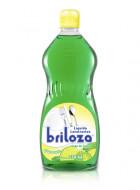 Briloza lavatrastes líquido / Caja con 12 botellas de 730 ml