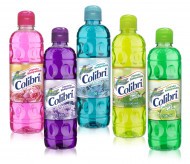 Colibrí limpiador líquido / Caja con 24 botellas de 500 ml / Surtido de aromas.