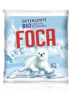 Foca detergente en polvo / Caja con 4 bolsas de 5 kg