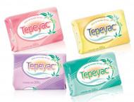Tepeyac jabón de tocador de lujo surtido / Caja con 60 piezas de 100g