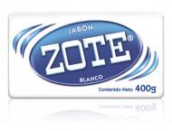 Zote Blanco / Caja con 25 piezas de 400g