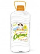 Carisma suavizante de telas / Charola con 4 botellas de 1 Galón