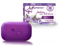 Murano jabón con verbena / Paquete con 10 piezas de 150g