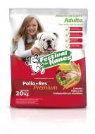 Festival de Kanes alimento para perro Adulto / Bolsa de 20 kg