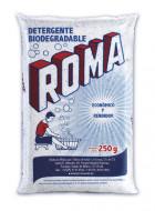 Roma detergente en polvo / Caja con 40 bolsas de 250g