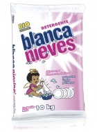 Blanca Nieves detergente en polvo / Bolsa de 10 kg