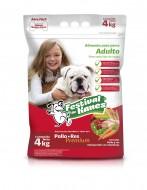 Festival de Kanes alimento para perro Adulto / Paquete de 4 bolsas de 4 kg