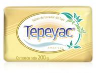 Tepeyac amarillo jabón de tocador de lujo / Caja con 30 piezas de 200g