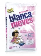 Blanca Nieves detergente en polvo / Caja con 10 bolsas de 1 kg