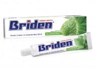 Briden crema dental SIN FLÚOR / Caja con 25 piezas de 100ml