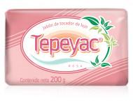 Tepeyac rosa jabón de tocador de lujo / Caja con 30 piezas de 200g