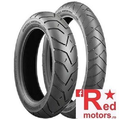 Anvelopa/cauciuc moto spate Bridgestone A 40 TL Rear 170/60R17 72V