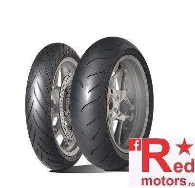 Anvelopa/cauciuc moto spate Dunlop Roadsmart_II 180/55ZR17 R TL 73W TL
