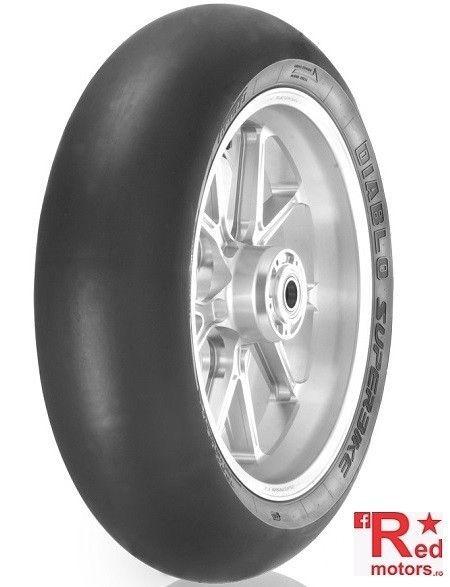 Anvelopa/cauciuc moto spate Pirelli Diablo SuperBIKE SC3 200/60 R 17 NHS TL