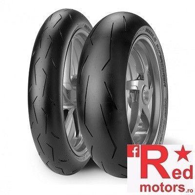 Anvelopa/cauciuc moto spate Pirelli DIABLO SUPERCORSA SP V2(78W) TL Rear 200/55R17 Z