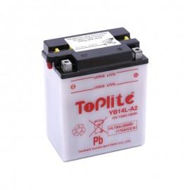 Acumulator/baterie moto TOPLITE YUASA - YB14L-A2