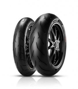 Anvelopa fata moto Pirelli DIABLO ROSSO CORSA (58W) TL Front 120/70R17 W