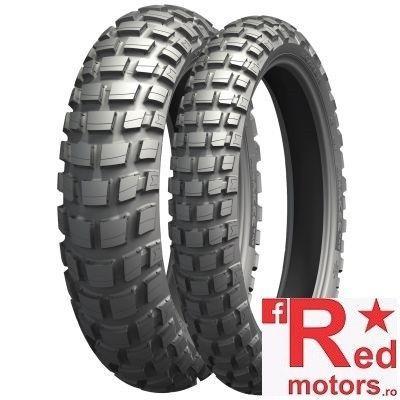 Anvelopa/cauciuc moto spate Michelin Anakee WILD M+S 130/80-17 65R TL/TT
