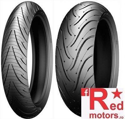 Anvelopa/cauciuc moto spate Michelin Pilot Road 3 Rear 170/60-17 72W