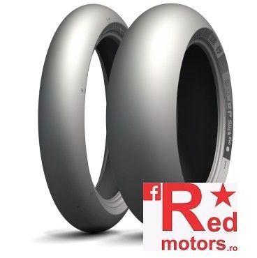 Anvelopa/cauciuc moto spate Michelin Power Slick EVO 200/55-17 78W TL
