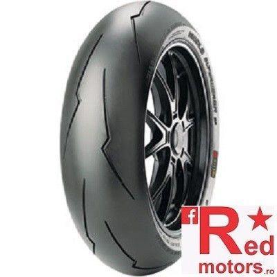 Anvelopa/cauciuc moto spate Pirelli DIA.SUP.V2 SC1 78W TL Rear 200/55R17 Z