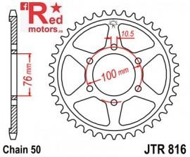 Foaie/pinion spate JTR816.46 530 cu 46 de dinti pentru Suzuki GR 650, GS 550, GSF 1200