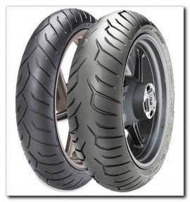 Set anvelope moto Pirelli Diablo Strada 120/70/17 58W 180/55/17 73W