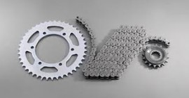 Inlocuire kit lant moto
