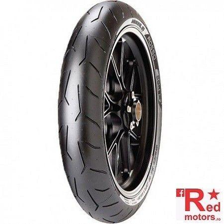 Anvelopa/cauciuc moto fata Pirelli Diablo Rosso Corsa 120/65 ZR 17 M/C (56W) TL