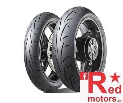 Anvelopa/cauciuc moto spate Dunlop Sportsmart_II 200/55ZR17 R TL 78W TL