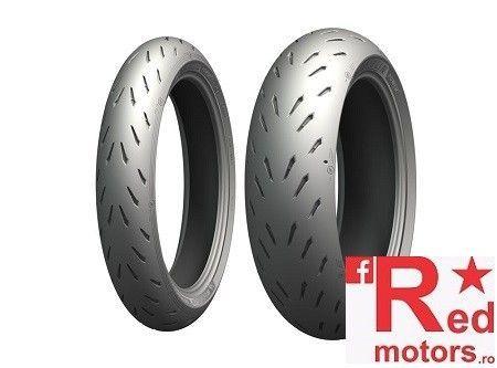 Anvelopa/cauciuc moto spate Michelin Power RS 180/55ZR17 73W TL