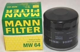 Filtru ulei Mann MW 64