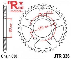 Foaie/pinion spate JTR336.35 630 cu 35 de dinti pentru Honda CBX 1000