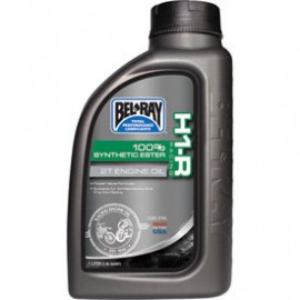 Poze Ulei de motor Bel-Ray H1-R Racing 100% Synthetic Ester 2T - 1L