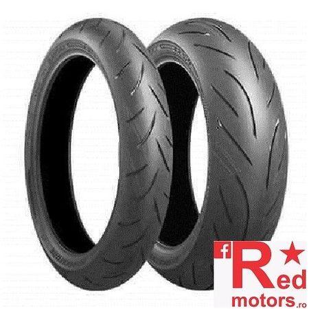 Anvelopa moto spate Bridgestone S20 EVO (73W) TL Rear 180/55R17 W