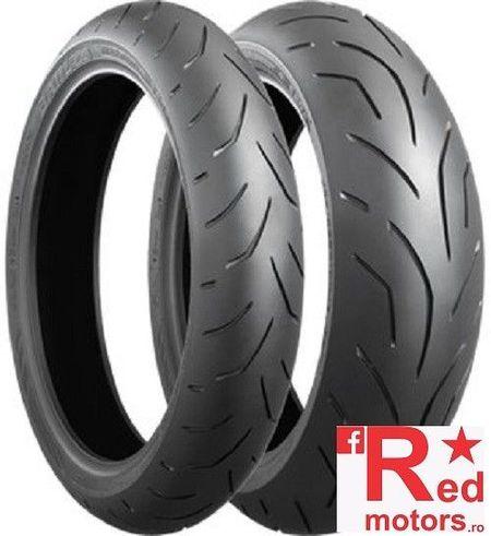 Anvelopa moto spate Bridgestone S20 RM (73W) TL Rear 180/55R17 W