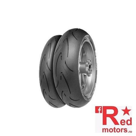 Anvelopa moto spate Continental RACEATTACK COMP MED 75W TL Rear 180/60R17 W