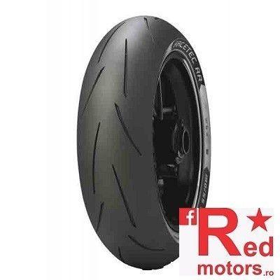 Anvelopa moto spate Metzeler RACETEC RR K3(73W) TL Rear 180/55R17 W