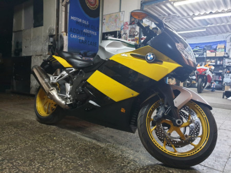 BMW K1200S 2006 - DE INCHIRIAT - MOTO FOR RENT
