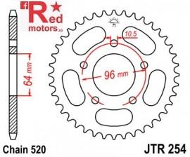 Foaie/pinion spate JTR254.43 520 cu 43 de dinti Honda CBF 250