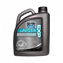 Poze Ulei de motor BEL-RAY EXP Synthetic Ester Blend 4T Engine Oil 10W-40