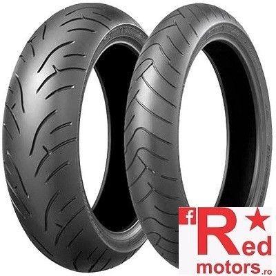 Anvelopa/cauciuc moto spate Bridgestone BT023 (72W) TL Rear 170/60R17 Z